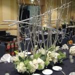 Tennessee State Florist Association Convention Banquet Centerpiece