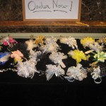 Tennessee State Florist Convention Corsage Bar