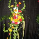 Funeral Flowers for the Designer of the Year Competition