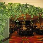 Hops at the TSFA Banquet Entrance