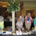 Lobby smiles at the Tennessee State Florist Convention