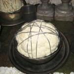 Detail of Table Top Design - Cauliflower!