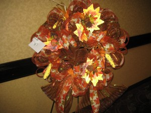Fall Wreath Design