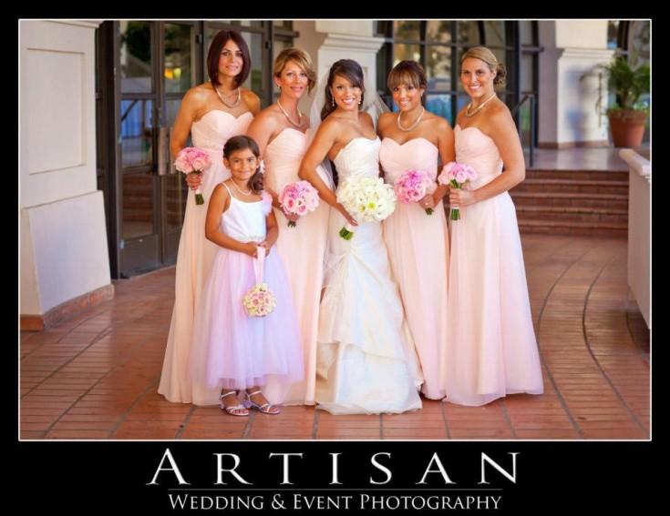 Wedding flowers by House of Flowers, Bakersfield CA