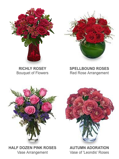 Roses for Romance!