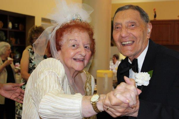 65th Wedding Anniversary Dance