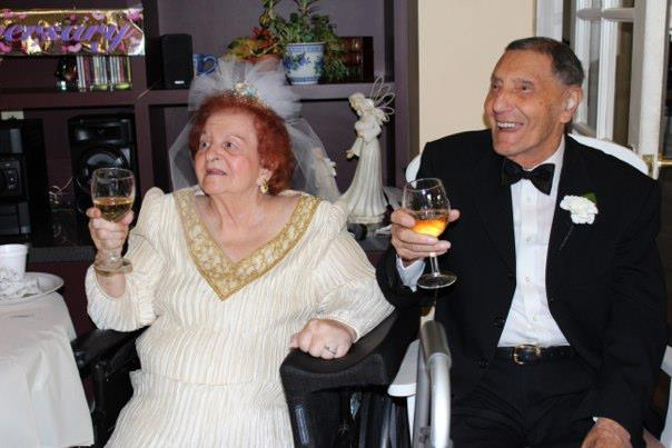 65th Wedding Anniversary Picture