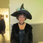 Cassondra as a witch