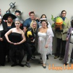 FSN Halloween Group Picture