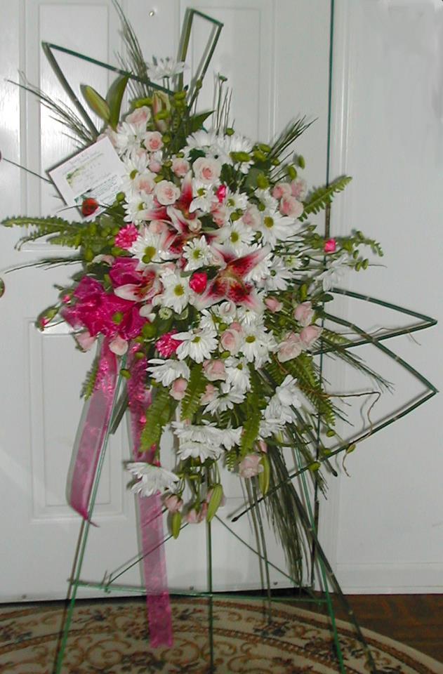 Funeral Flowers by Custom Baskets & Bouquets, Mount Juliet TN