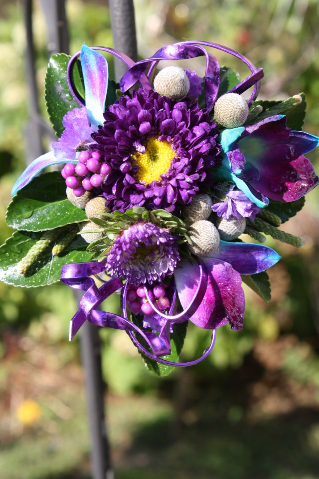 Corsage by Greenhouse Gallery Florist, Colts Neck NJ
