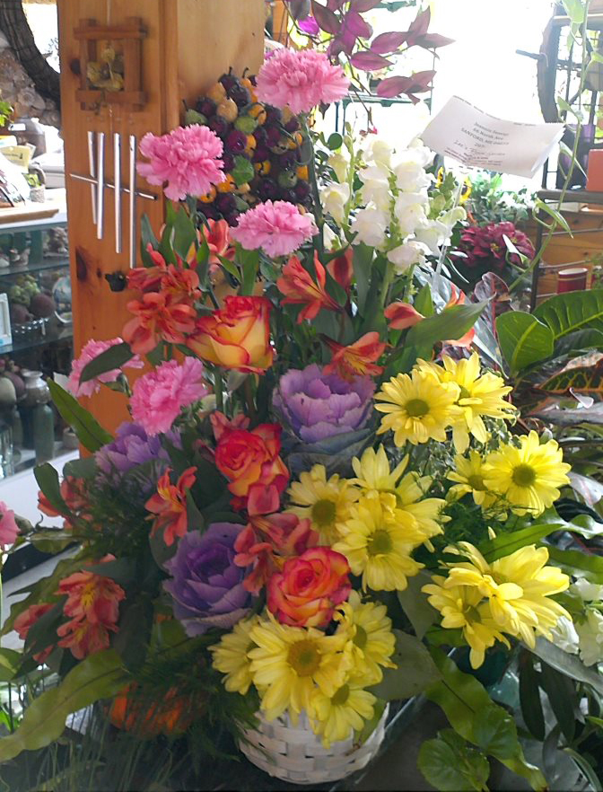 Lovely Flowers by Lee's Floral Garden, Lebanon ME