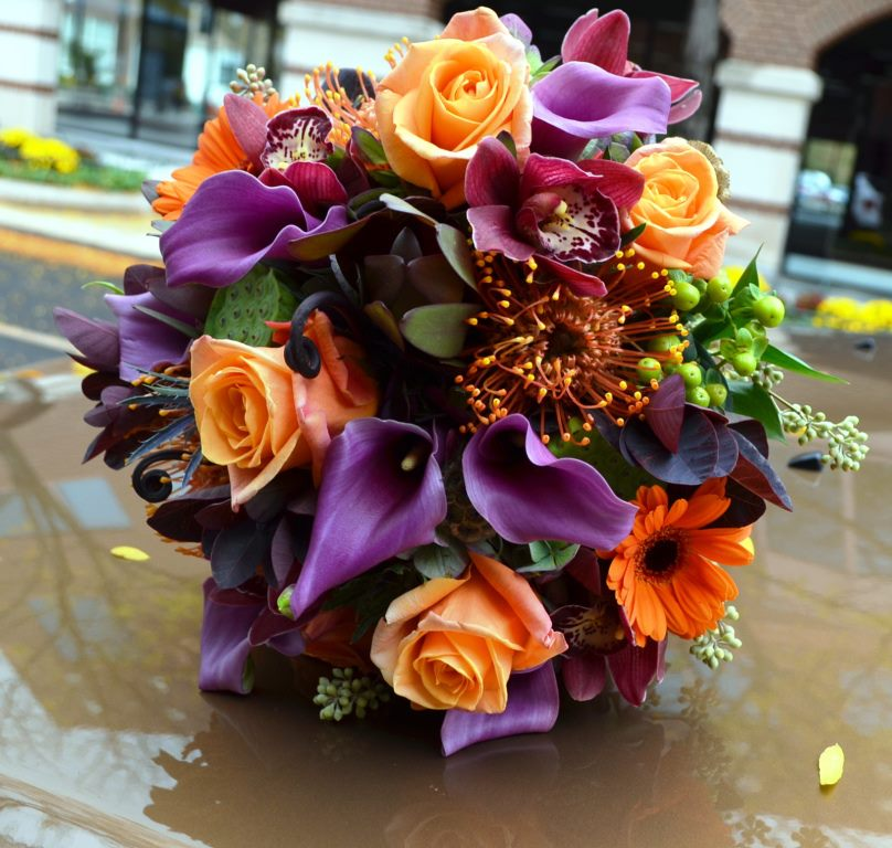 gallery fall wedding flowers bouquets