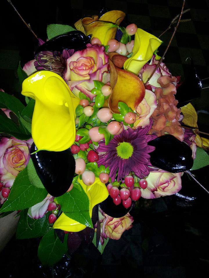 Wedding Flowers by Personal Touch Florist, Galax VA