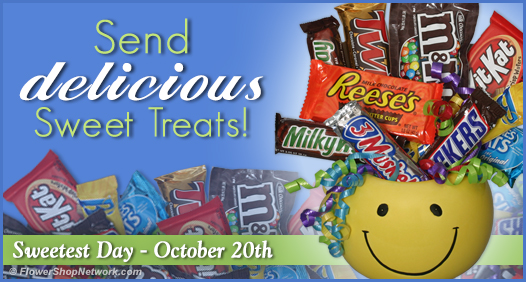 Send Sweets For Sweetest Day