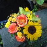 Autumn Arrangement by Alma Blooms, Alma WI