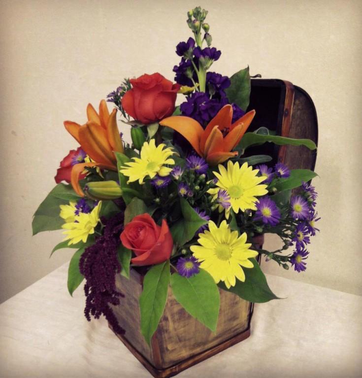 Bev's Floral Design, Parowan UT
