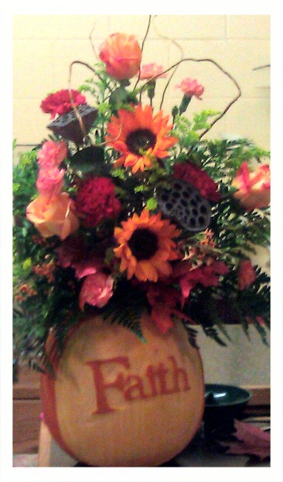 Florist friday recap  autumn hues