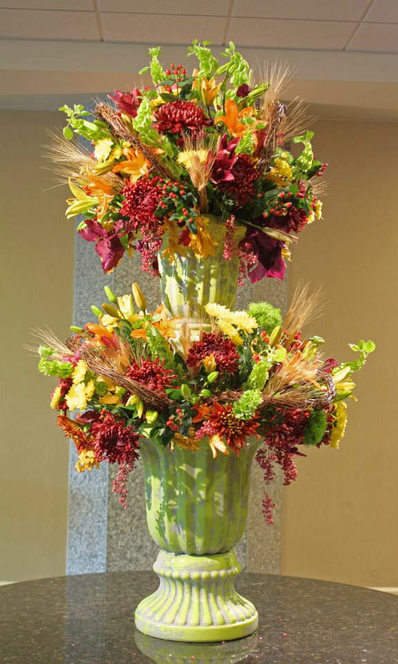 Autumn's Abundance by Crosssroads Florist, Mahwah NJ