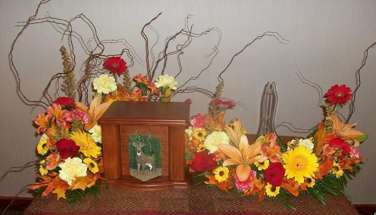 Memorial Tribute by Devine Designs, Fulton NY