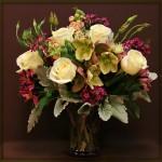 Beautiful autumn arrangement by Floralescents, Ferndale, WA