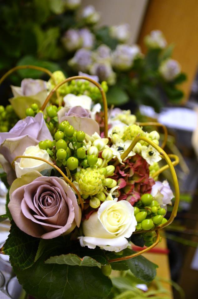 Wedding bouquet by Monday Morning Flowers, Princeton NJ