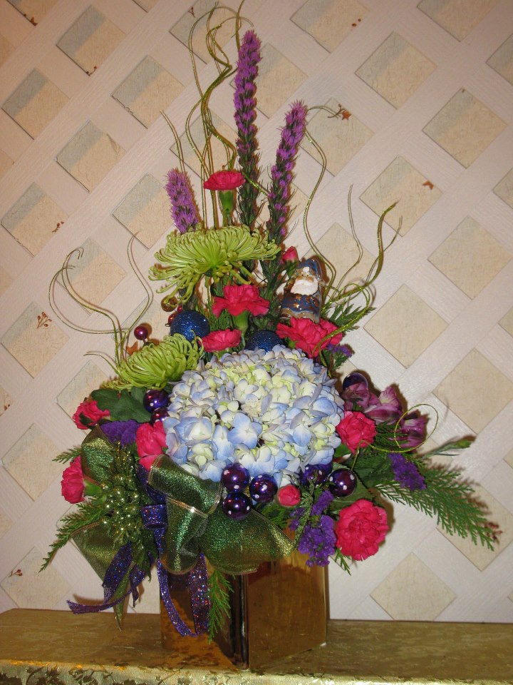 Florist friday recap holiday cheer