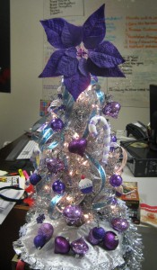 Wedding & Party Network Christmas Tree