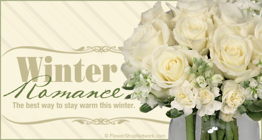 Flowers for Winter Romance