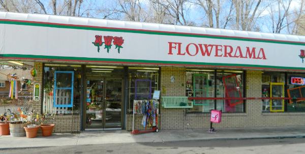 Flowerama, Ft. Collins CO
