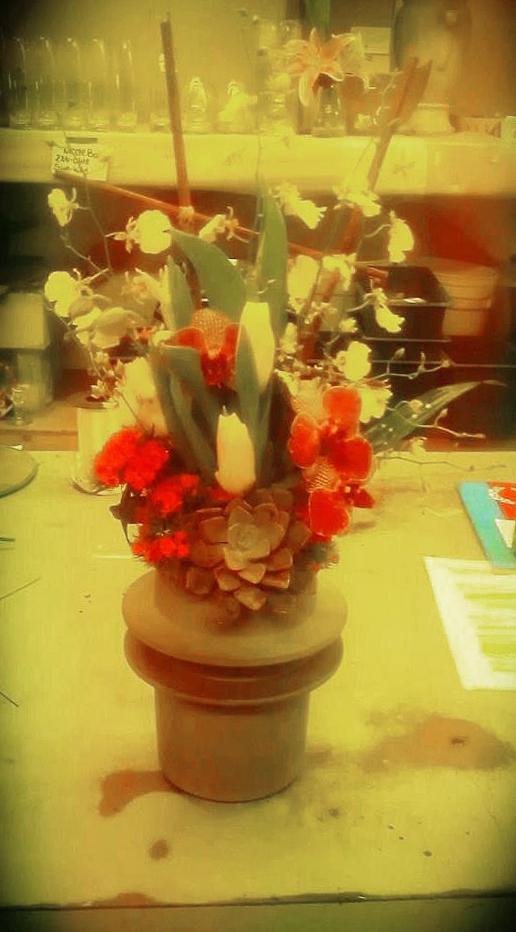Everyday flower arrangement by Gaia Flowers, Gifts & Art, Las Vegas NV