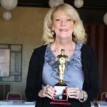 Judy Martin wins Rookie of the Year Award