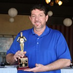 Joe Hays wins Team Player of the Year Award