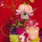 Adorable gift by Apple Blossoms Floral Design, Tampa FL