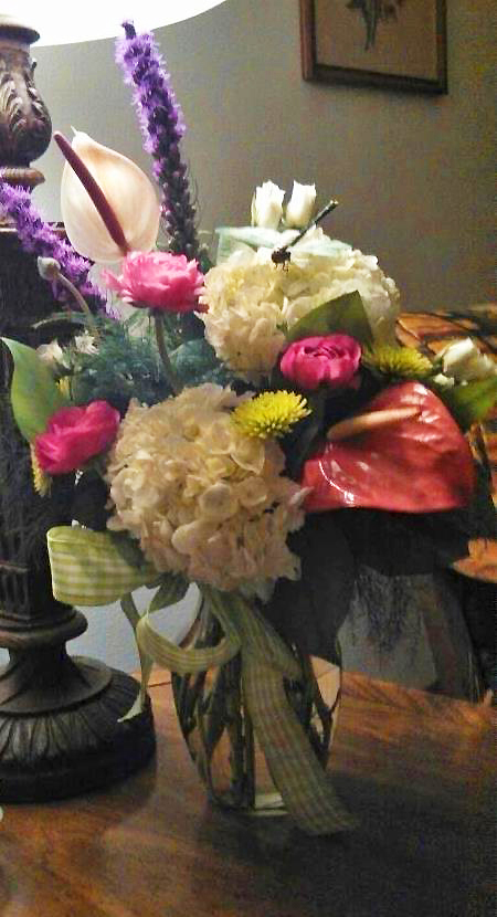 Birthday flowers by Petals & Co, Rochester IL