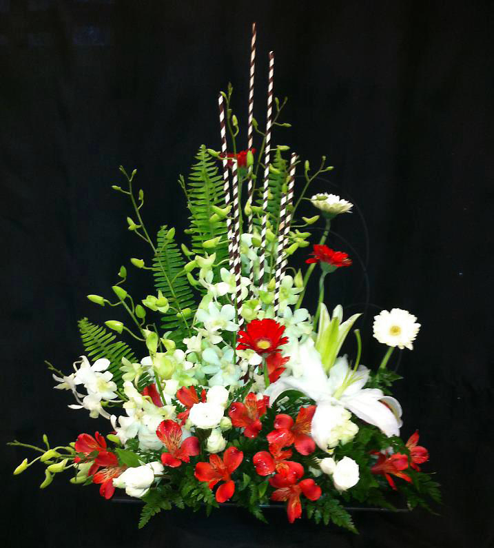 Valentine's Day Arrangement by West End Florist, Rome GA