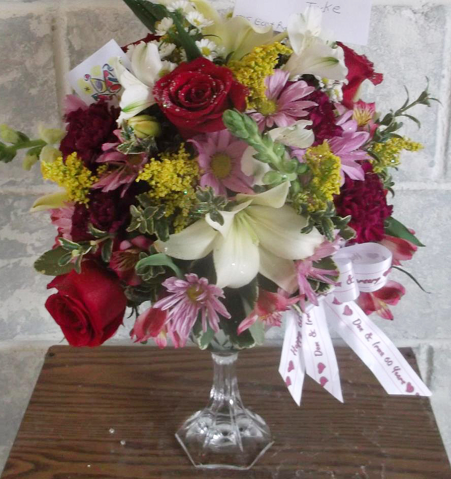 Anniversary Flowers by A-1 Flowers & More, Cottonwood ID
