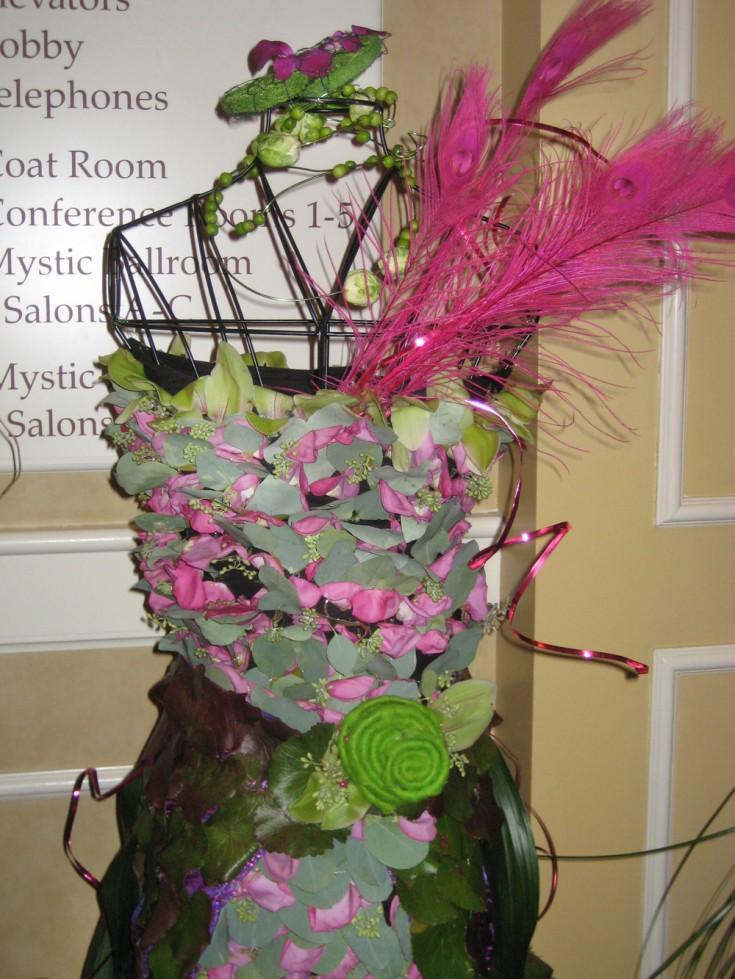 Floral Dress Design Competition