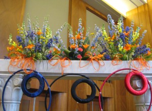 More from the Floral Olympics