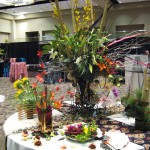 More amazing designs at the 2013 Great Lakes Floral Expo trade show.