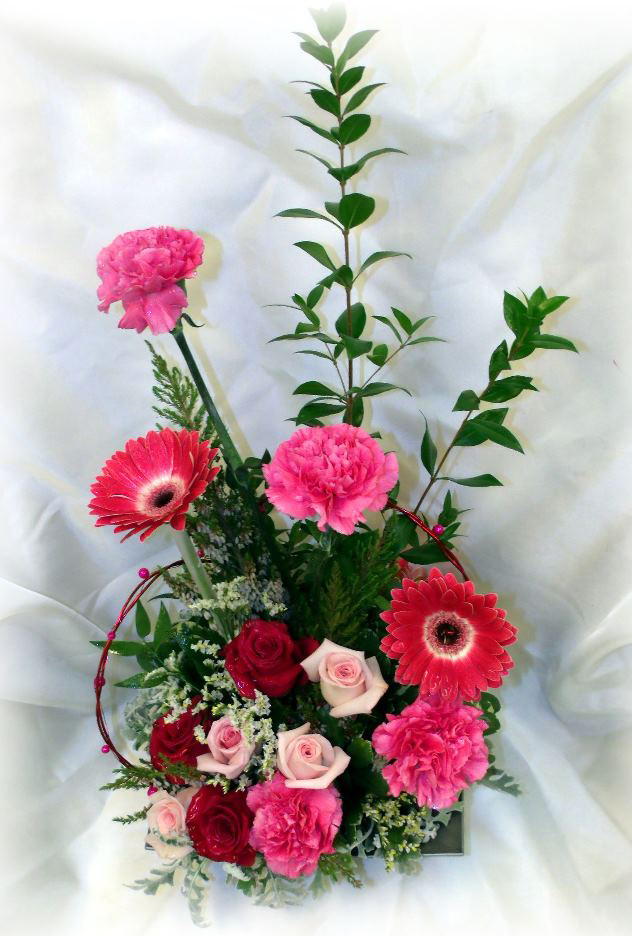 Unique Sympathy Tribute by MaryJane's Flowers, Berlin NJ