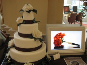 Wedding work from the Northeast Floral Expo