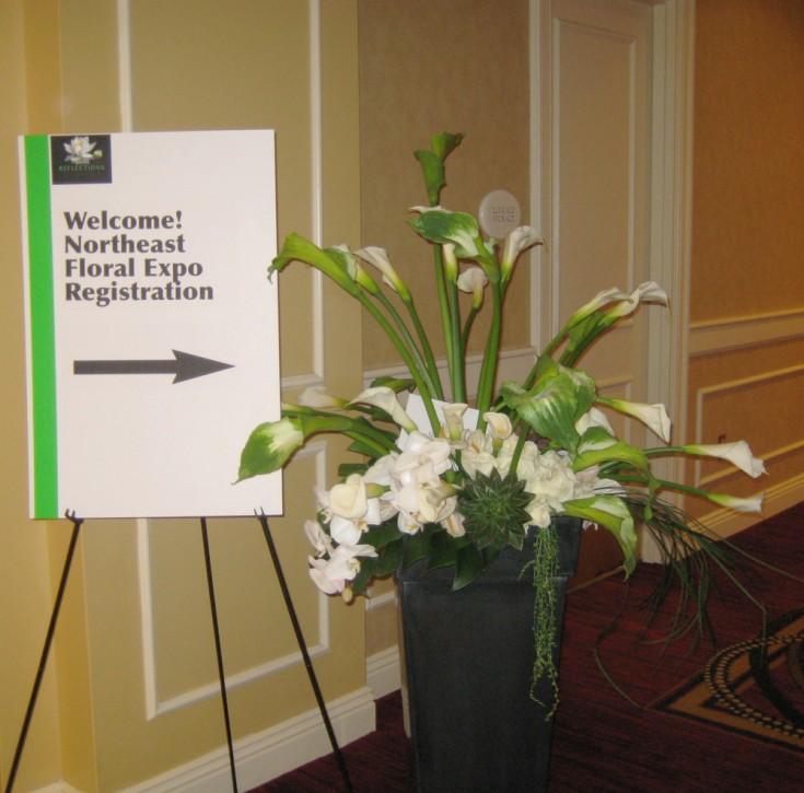 Welcome to the Northeast Floral Expo!