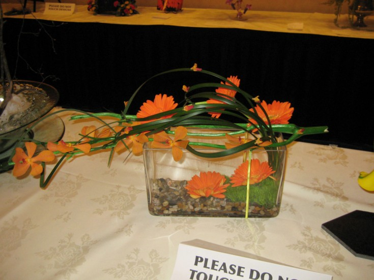 Creative floral design from the 2013 Northeast Floral Expo