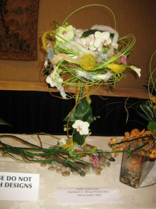 Unique Bouquet from the 2013 Northeast Floral Expo