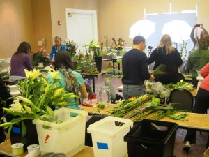 Floral Design & Photography Workshop