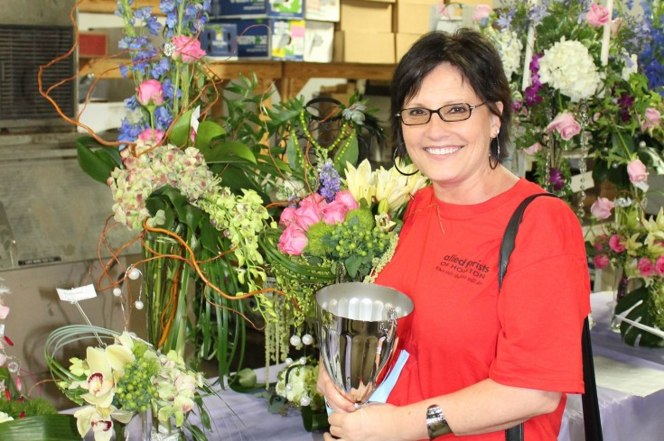 Rebecca Sherman - Houston Cup Winner