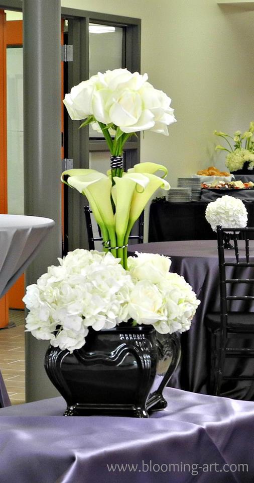Wedding flowers by Blooming Art Floral Design