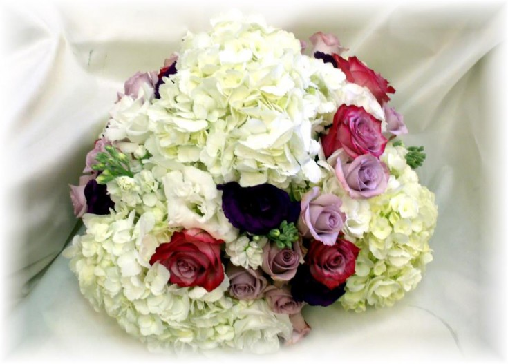 Wedding bouquet by MaryJane's Flowers & Gifts, Berlin NJ