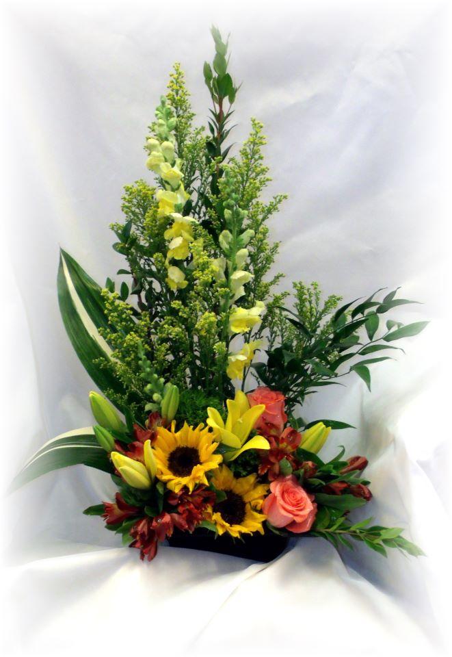 Sympathy flowers by MaryJane's Flowers & Gifts, Berlin NJ